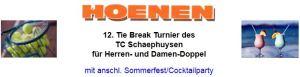 Hoenen TBTurnier 2015